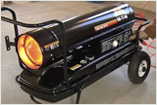 Portable Heaters For Rent
