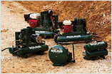 Air Compressors & Hoses For Rent